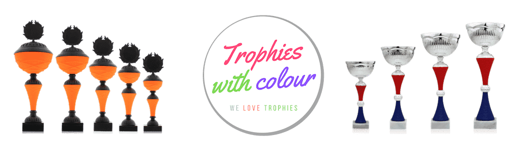 Trophies with color